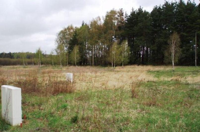 Działka sprzedaż Kłodawa, Łośno, 1390 m<sup>2</sup>