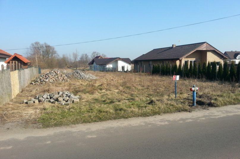 Działka sprzedaż Deszczno, Łagodzin, 2700 m<sup>2</sup>