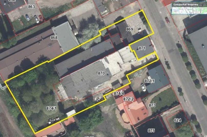 Obiekt sprzedaż Gorzów, Zawarcie, 1033 m<sup>2</sup>