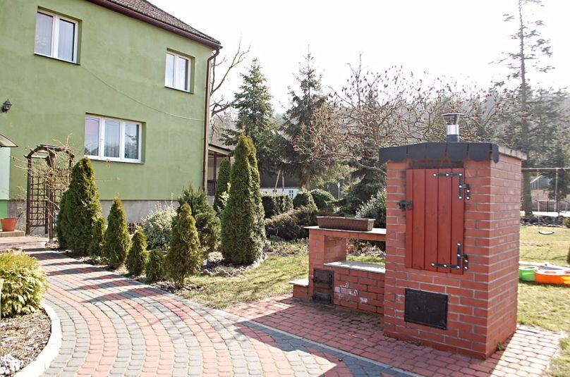 Dom sprzedaż Santok, Lipki Wielkie, 8 pokoi, 270 m<sup>2</sup>