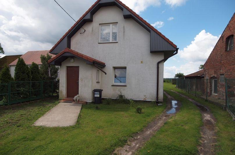 Dom sprzedaż Bogdaniec, Racław, 4 pokoje, 100 m<sup>2</sup>