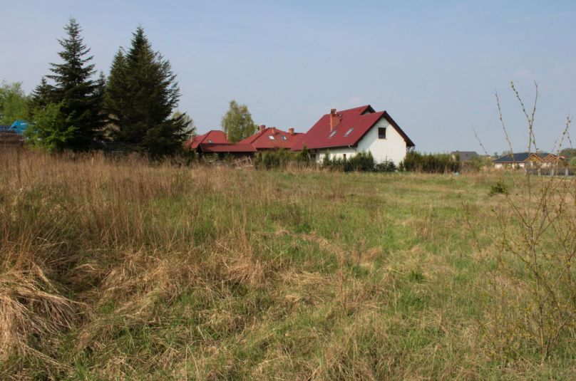 Działka sprzedaż Gorzów, os. Piaski, 1156 m<sup>2</sup>