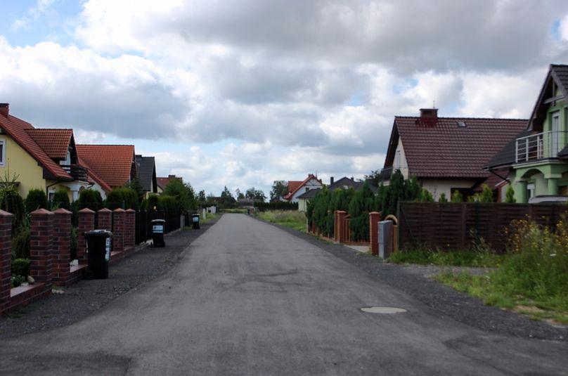 Działka sprzedaż Gorzów, os. Poznańskie, 1013 m<sup>2</sup>
