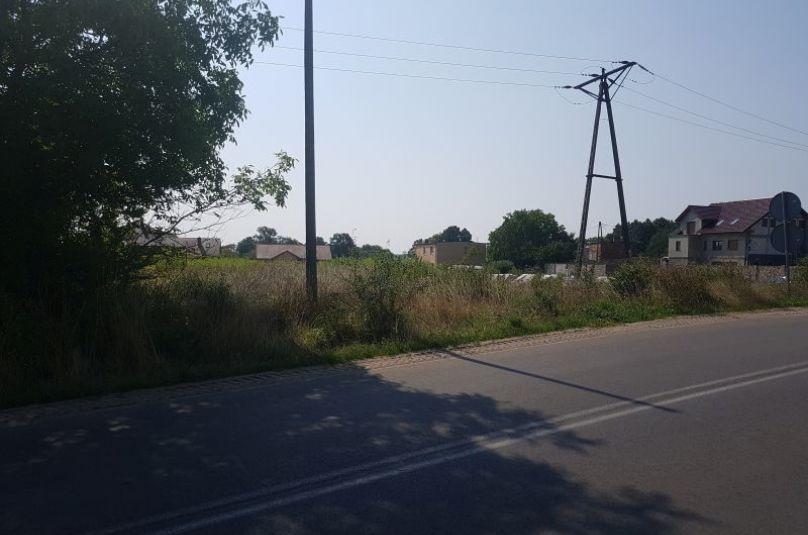 Działka sprzedaż Kłodawa, 1433 m<sup>2</sup>
