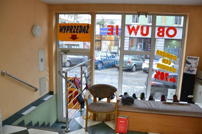 Lokal sprzedaż Gorzów, 52 m<sup>2</sup>
