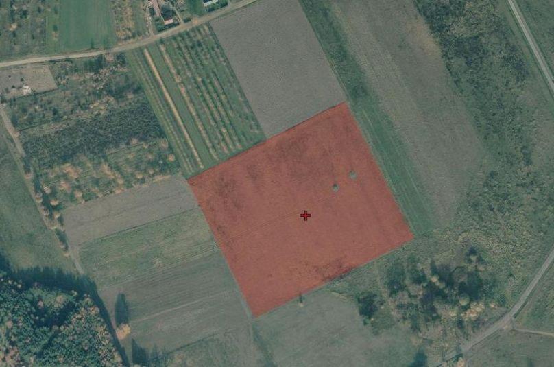 Działka sprzedaż Gorzów, Chróścik, 37058 m<sup>2</sup>