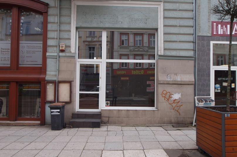Lokal sprzedaż Gorzów, Śródmieście, 43 m<sup>2</sup>