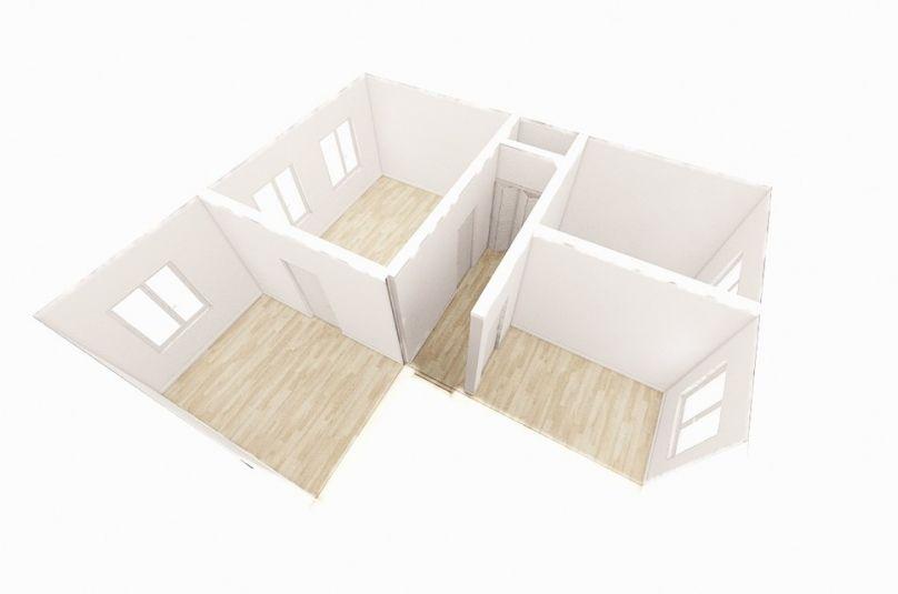 Mieszkanie sprzedaż Gorzów, 3 pokoje, 59 m<sup>2</sup>