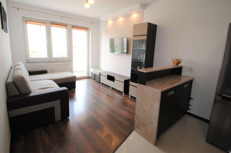 Mieszkanie sprzedaż Gorzów, os. Manhattan, 3 pokoje, 50 m<sup>2</sup>