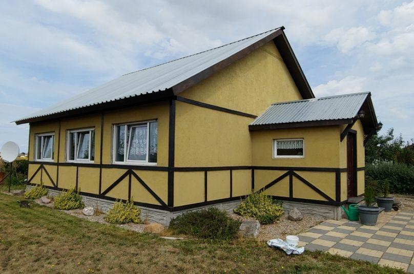 Dom sprzedaż Deszczno, Osiedle Poznańskie, 4 pokoje, 130 m<sup>2</sup>