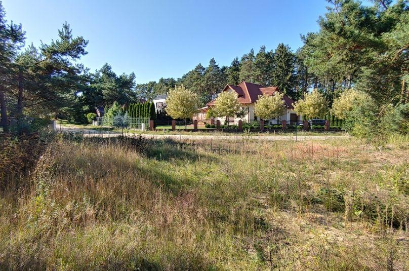 Działka sprzedaż Kłodawa, Chwalęcice, 960 m<sup>2</sup>