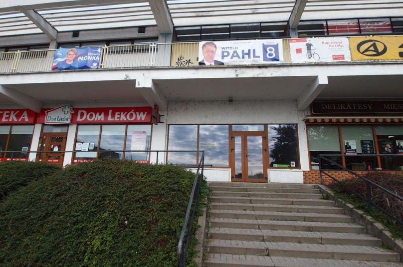 Lokal wynajem Gorzów, os. Słoneczne, 66 m<sup>2</sup>