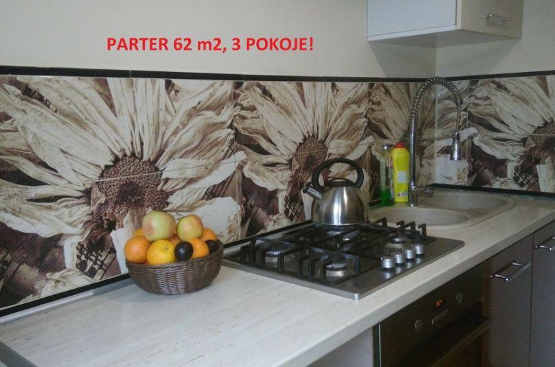 Dom sprzedaż Gorzów, Zawarcie, 3 pokoje, 62 m<sup>2</sup>