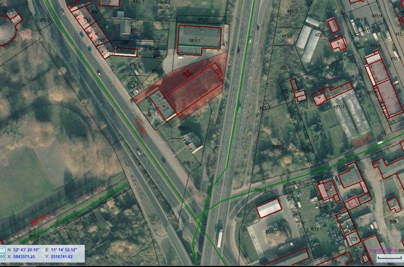 Obiekt sprzedaż Gorzów, Śródmieście, 800 m<sup>2</sup>