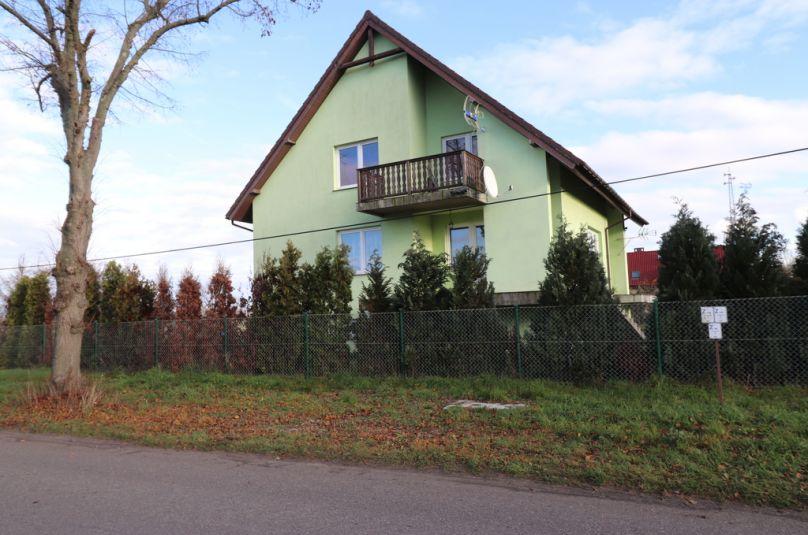 Dom sprzedaż Deszczno, Borek, 7 pokoi, 220 m<sup>2</sup>