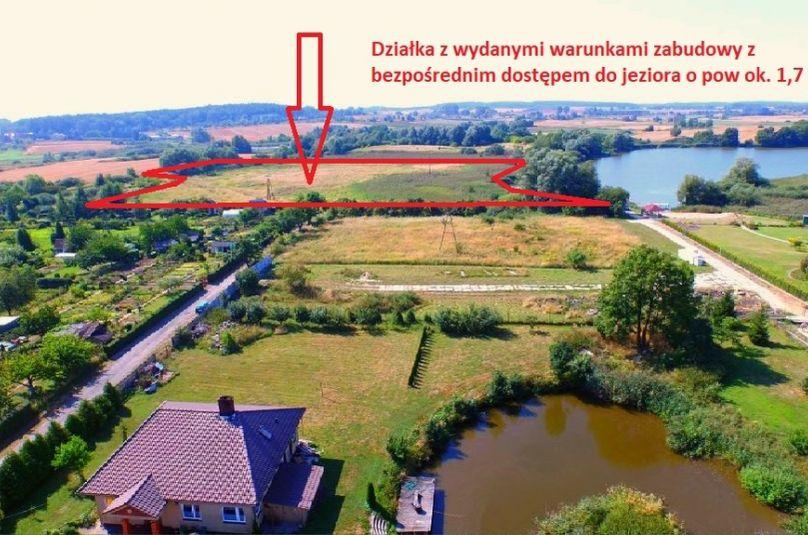 Działka sprzedaż Myślibórz, 17074 m<sup>2</sup>