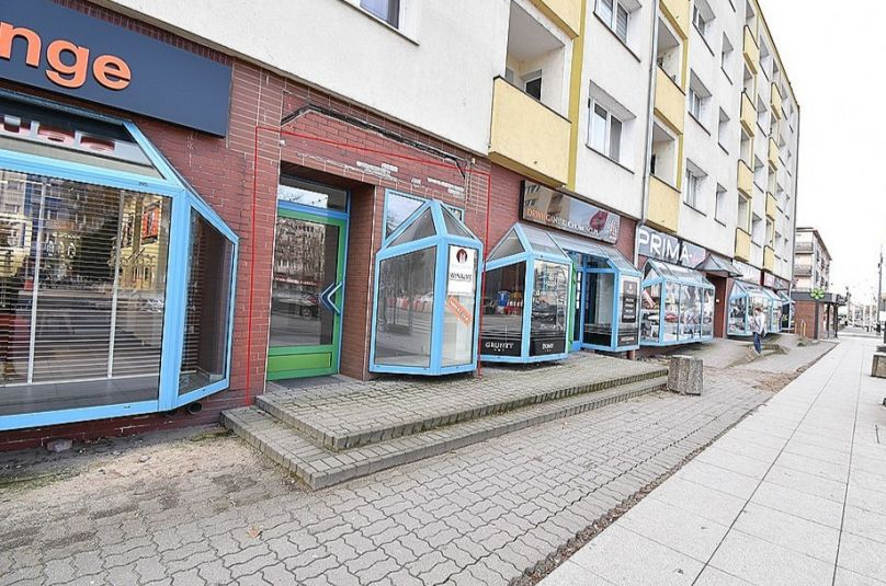 Lokal wynajem Gorzów, Śródmieście, 50 m<sup>2</sup>