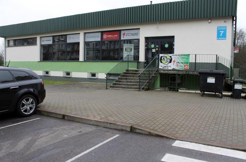 Lokal sprzedaż Gorzów, 47 m<sup>2</sup>
