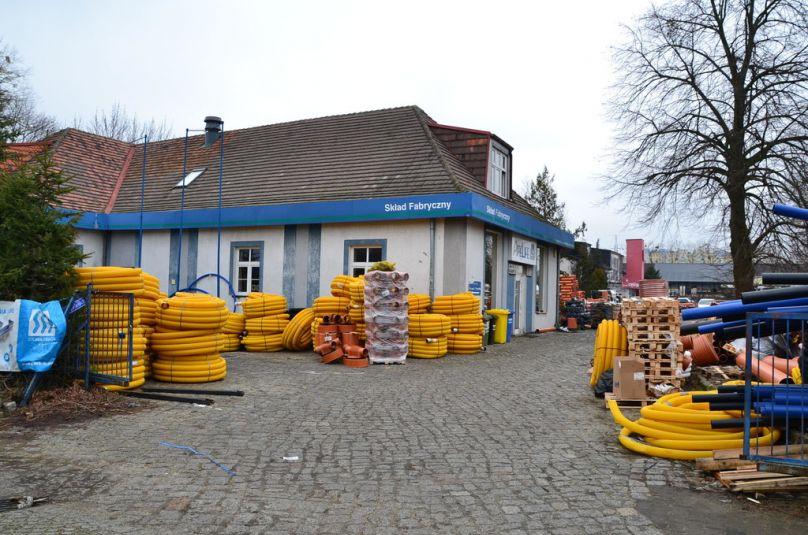 Obiekt sprzedaż Gorzów, 968 m<sup>2</sup>