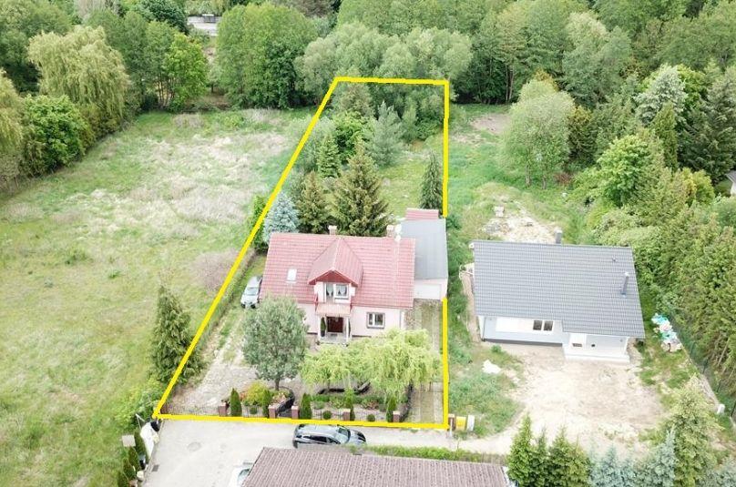 Dom sprzedaż Gorzów, os. Piaski, 6 pokoi, 176 m<sup>2</sup>