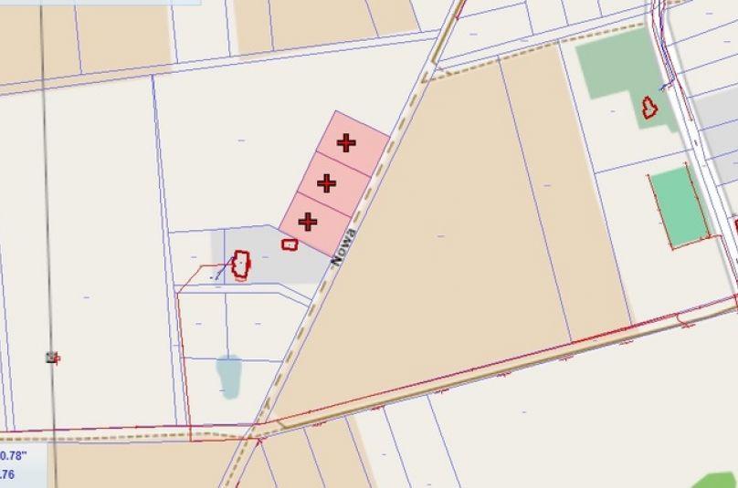 Działka sprzedaż Skwierzyna, Trzebiszewo, 1485 m<sup>2</sup>