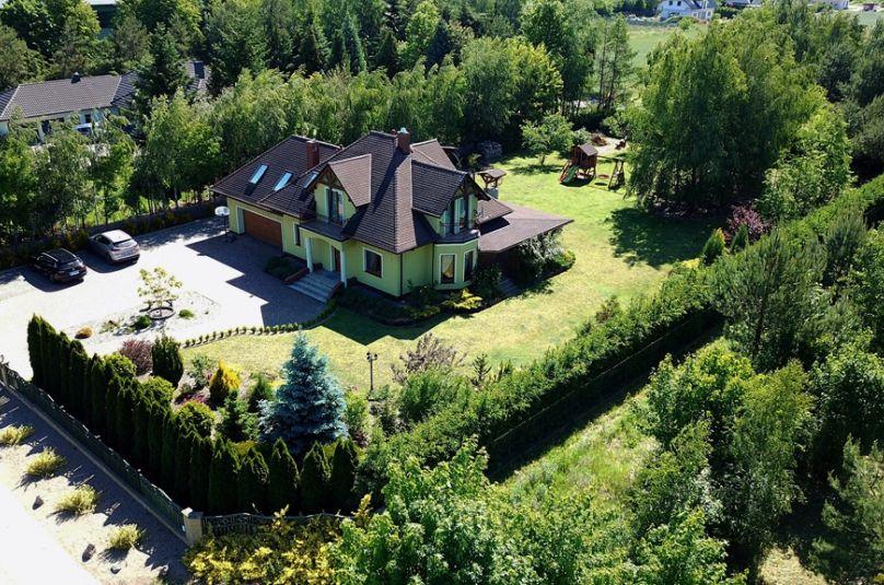Dom sprzedaż Santok, Gralewo, 6 pokoi, 244 m<sup>2</sup>