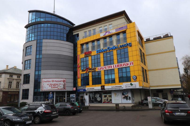 Lokal sprzedaż Gorzów, Centrum, 35 m<sup>2</sup>