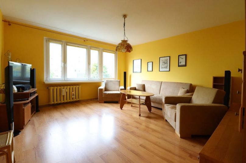 Mieszkanie sprzedaż Gorzów, os. Dolinki, 3 pokoje, 53 m<sup>2</sup>