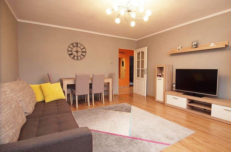 Mieszkanie sprzedaż Gorzów, os. Słoneczne, 3 pokoje, 66 m<sup>2</sup>