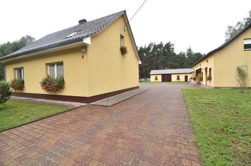 Dom sprzedaż Krzeszyce, Rudnica, 6 pokoi, 165 m<sup>2</sup>