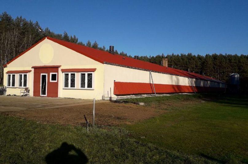 Obiekt sprzedaż Kłodawa, Santoczno, 14600 m<sup>2</sup>