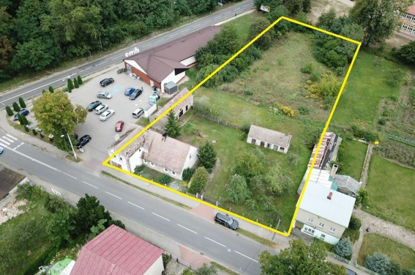 Dom sprzedaż Stare Kurowo, 8 pokoi, 200 m<sup>2</sup>