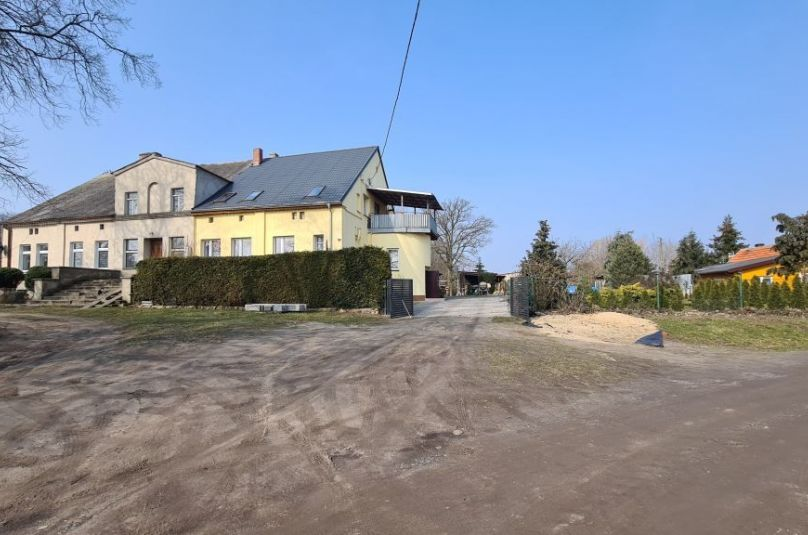 Dom sprzedaż Myślibórz, Dąbrowa, 6 pokoi, 250 m<sup>2</sup>
