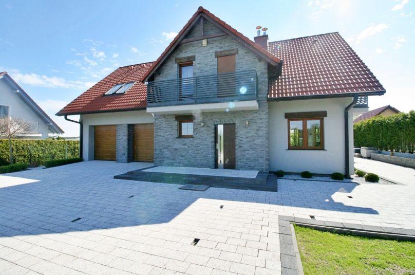 Dom sprzedaż Kłodawa, Chwalęcice, 6 pokoi, 143 m<sup>2</sup>
