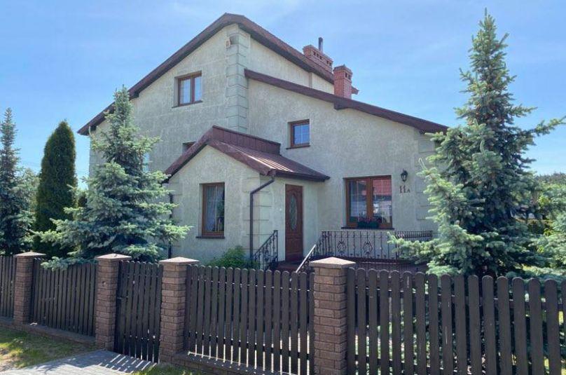 Dom sprzedaż Santok, Lipki Wielkie, 8 pokoi, 240 m<sup>2</sup>