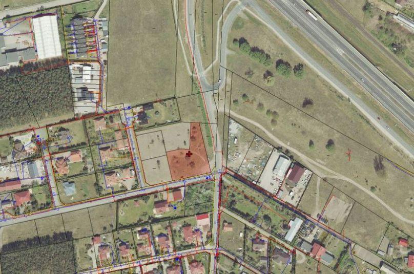 Działka sprzedaż Deszczno, Karnin, 2187 m<sup>2</sup>
