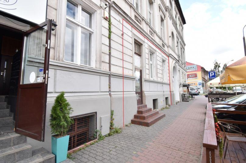 Lokal wynajem Gorzów, Śródmieście, 78 m<sup>2</sup>