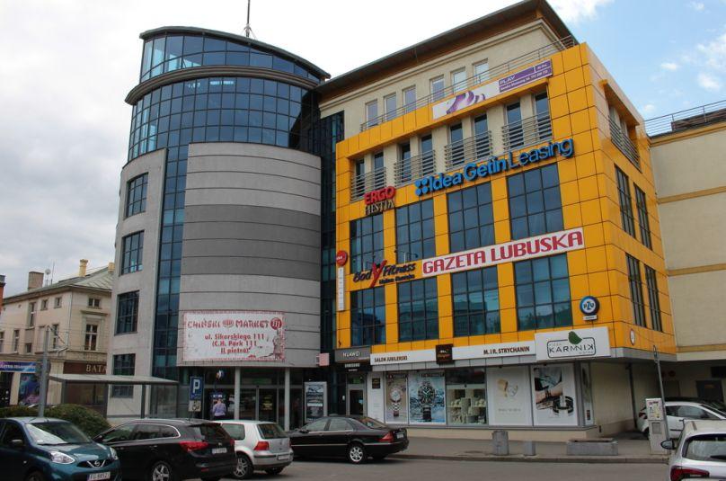 Lokal sprzedaż Gorzów, Centrum, 18 m<sup>2</sup>