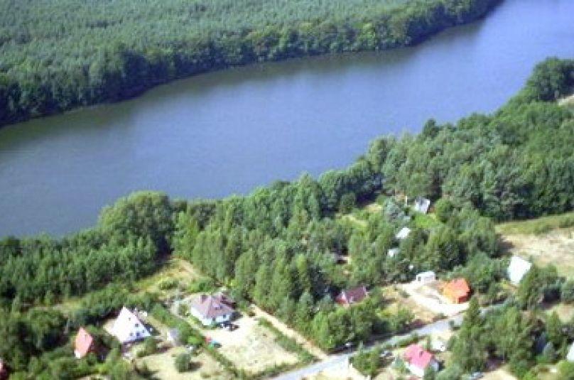 Działka sprzedaż Kłodawa, Rybakowo, 1138 m<sup>2</sup>