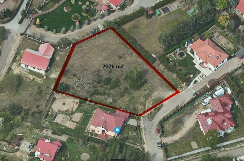 Działka sprzedaż Gorzów, Małyszyn Mały, 2076 m<sup>2</sup>