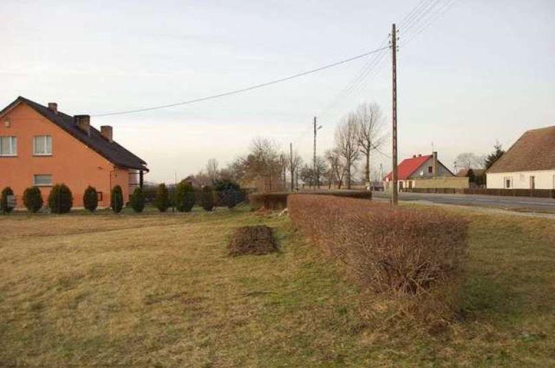 Działka wynajem Deszczno, Brzozowiec, 1063 m<sup>2</sup>