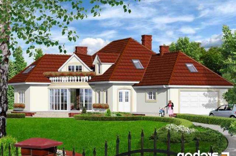 Dom sprzedaż Deszczno, Osiedle Poznańskie, 6 pokoi, 331 m<sup>2</sup>